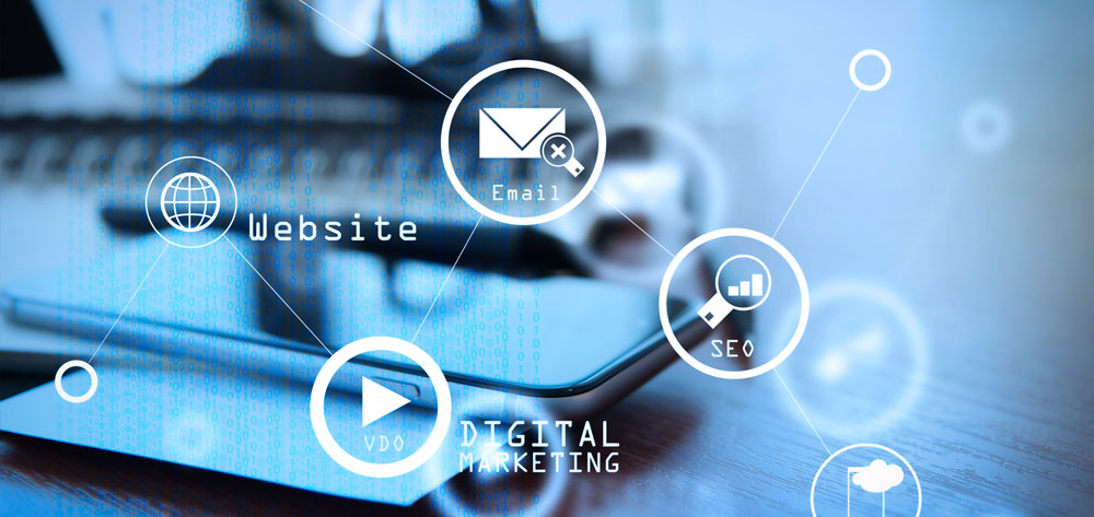 Difference between website and social media for businesses