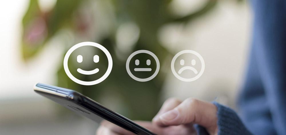 Responding to negative feedback