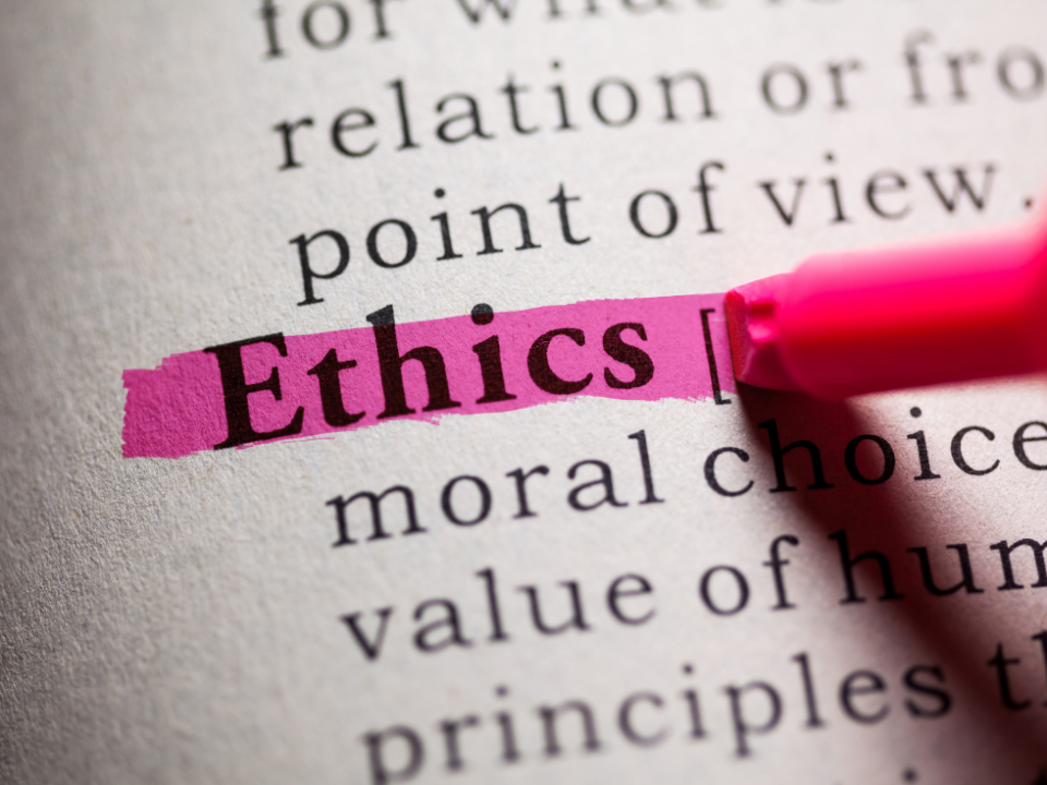 Your Business and Ethics