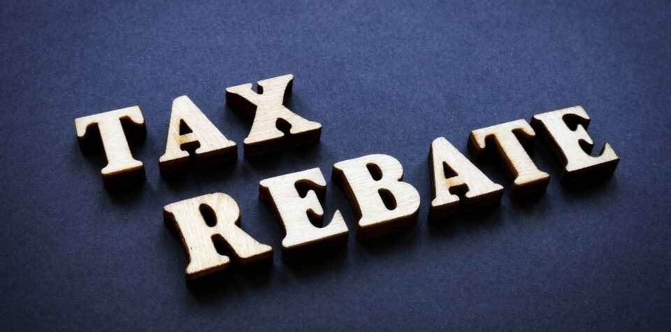Extension Of The Low Middle Income Tax Asset Rebate Announced
