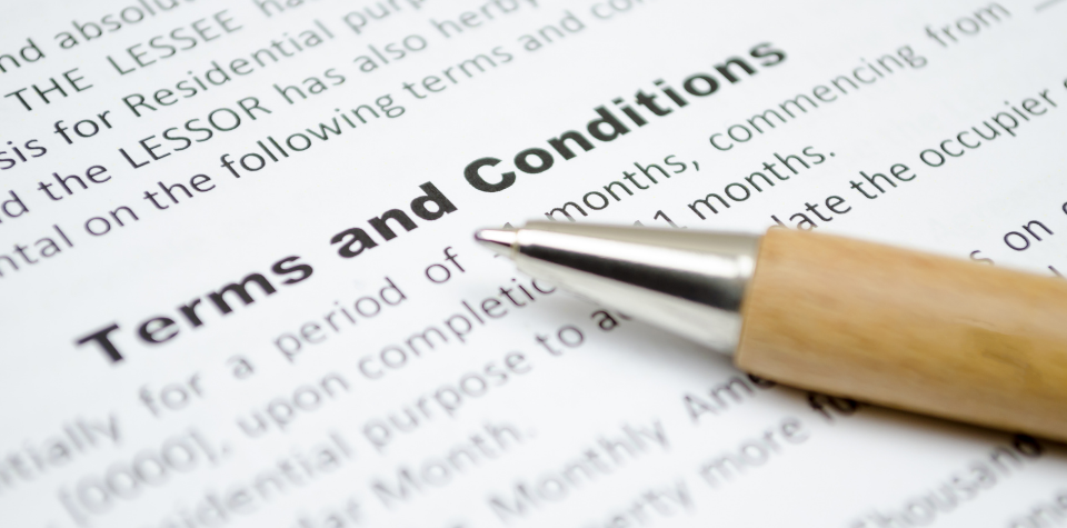 Terms Conditions – What Your Business Needs In Place